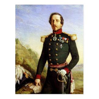 Portrait of Napoleon III  1852 Postcard