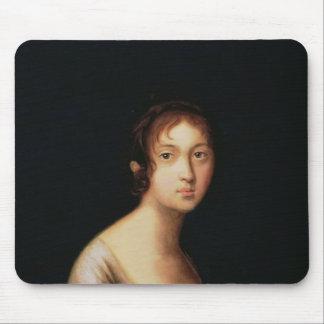 Portrait of Natalia Goncharova, 1820s Mouse Pad