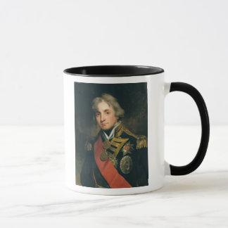Portrait of Nelson Mug