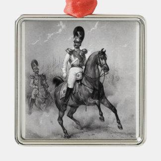 Portrait of Nicholas I Pavlovich Christmas Ornament