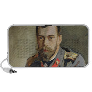 Portrait of Nicholas II, 1900 PC Speakers