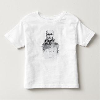 Portrait of Nicolas Appert Toddler T-Shirt