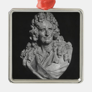 Portrait of Nicolas Boileau Christmas Ornament