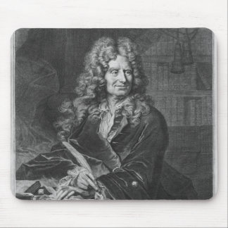 Portrait of Nicolas Boileau Mouse Mat