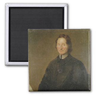 Portrait of Nicolas de Malebranche Magnet