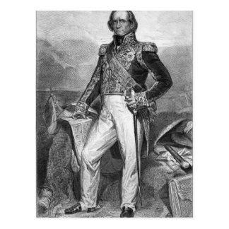 Portrait of Nicolas Jean-de-Dieu Postcard