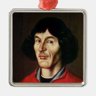 Portrait of Nicolaus Copernicus Christmas Ornament