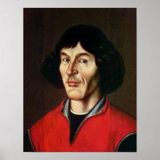 Portrait of Nicolaus Copernicus Poster