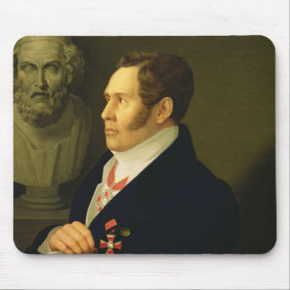 Portrait of Nikolay Gnedich, 1839 Mouse Pad