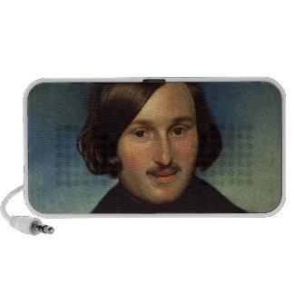 Portrait of Nikolay Gogol, 1841 Portable Speakers