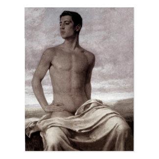 Portrait of Nino Cesarini, 1908 Postcard