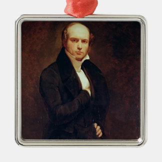 Portrait of Odilon Barrot Christmas Ornament
