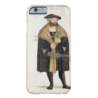 Portrait of of the author age 41, from 'De Histori Barely There iPhone 6 Case