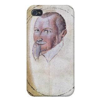 Portrait of Olivier de Serres Case For iPhone 4