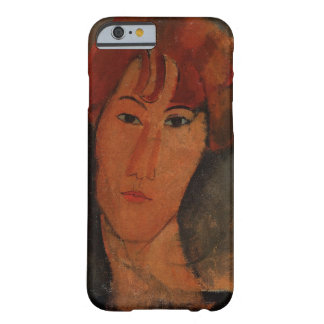 Portrait of Pardy, c.1915 (oil on canvas) Barely There iPhone 6 Case