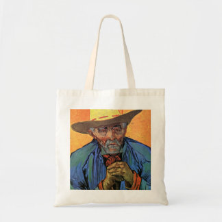 Portrait of Patience Escalier by Vincent van Gogh Budget Tote Bag