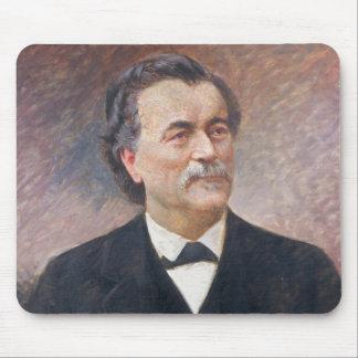 Portrait of Paul Bert Mouse Mat