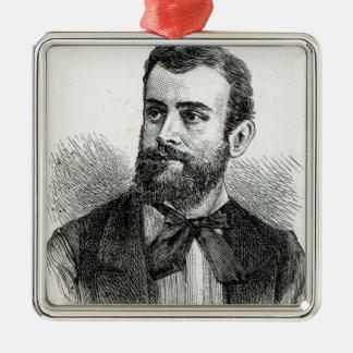 Portrait of Pellegrino Matteucci Christmas Ornament