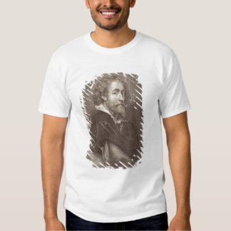 Portrait of Peter Paul Rubens (1577-1640) plate 30 T Shirts