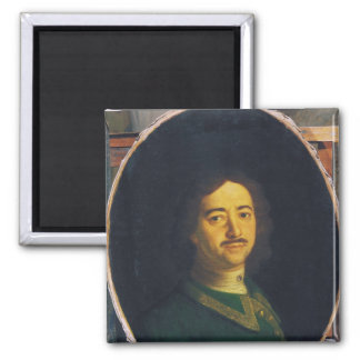 Portrait of Peter the Great Magnet