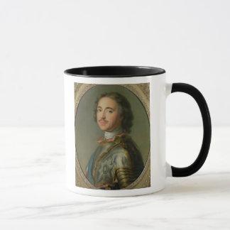 Portrait of Peter the Great Mug