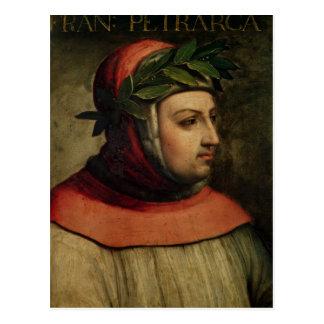 Portrait of Petrarch Postcard