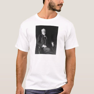 Portrait of Philanthropist Andrew Carnegie T-Shirt