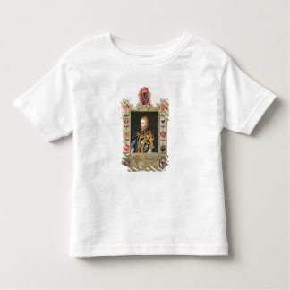Portrait of Philip II King of Spain (1527-98) from Toddler T-Shirt