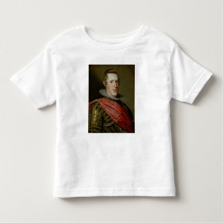 Portrait of Philip IV  in Armour, 1628 Toddler T-Shirt
