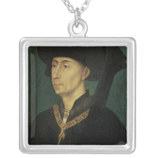 Portrait of Philip the Good  Duke of Burgundy Custom Jewelry