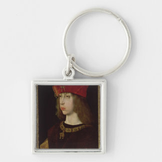 Portrait of Philip the Handsome Key Ring