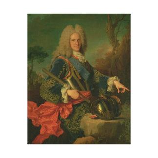 Portrait of Philip V Canvas Print