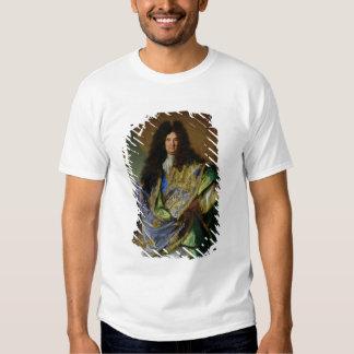 Portrait of Philippe de Courcillon  Marquis Shirt