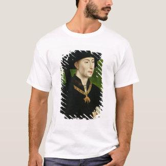 Portrait of Philippe le Bon  Duc de Bourgogne T-Shirt