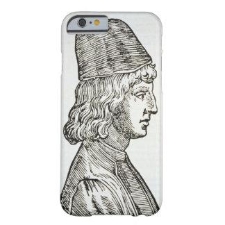 Portrait of Pico della Mirandola (1463-94), from ' Barely There iPhone 6 Case