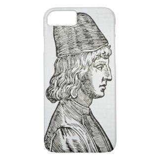 Portrait of Pico della Mirandola (1463-94), from ' iPhone 8/7 Case