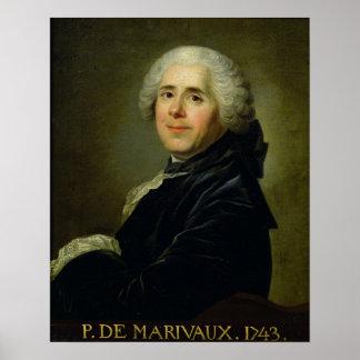 Portrait of Pierre Carlet de Chamblain de Poster