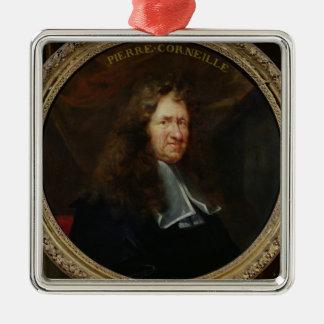 Portrait of Pierre Corneille Christmas Ornament