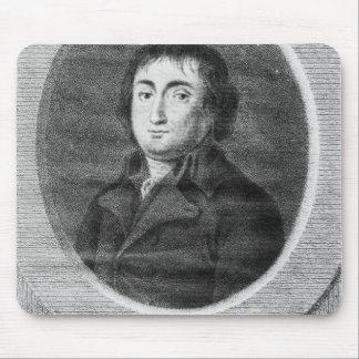 Portrait of Pierre Joseph Cambon Mouse Mat