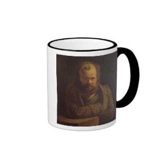 Portrait of Pierre Joseph Proudhon Coffee Mugs