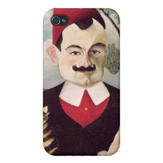 Portrait of Pierre Loti  c.1891 iPhone 4 Case