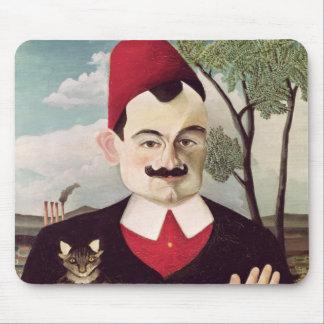 Portrait of Pierre Loti  c.1891 Mouse Mat