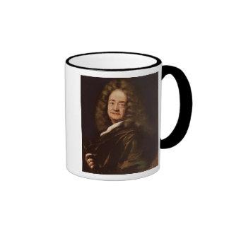 Portrait of Pierre Puget Coffee Mugs
