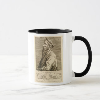 Portrait of Pieter Brueghel the Elder (c.1527/8-69 Mug