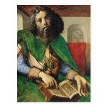 Portrait of Plato  c.1475 Postcard