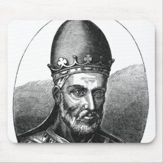 Portrait of Pope Honorius III Mouse Pad