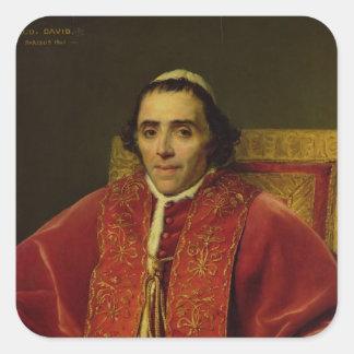 Portrait of Pope Pius VII , 1805 Stickers