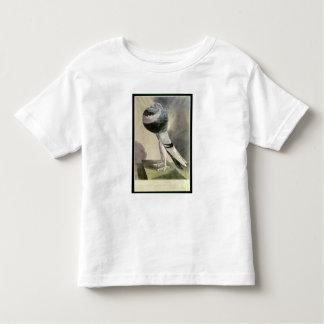 Portrait of Pouter Pigeon Toddler T-Shirt