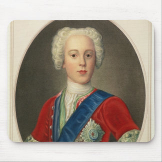 Portrait of Prince Charles Edward Mouse Pad