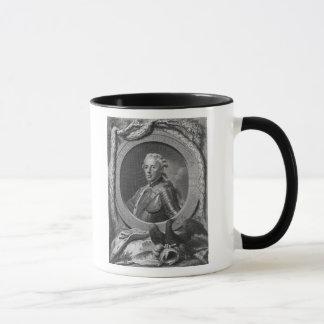 Portrait of Prince Henry of Prussia , 1779 Mug